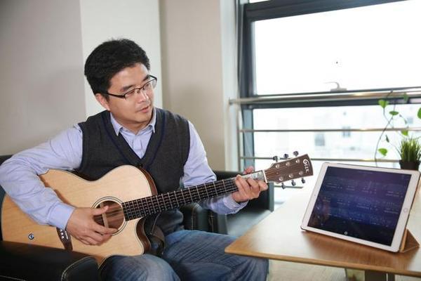 趣乐科技CEO王正盛:用理工男的方法攻克音乐学习之路