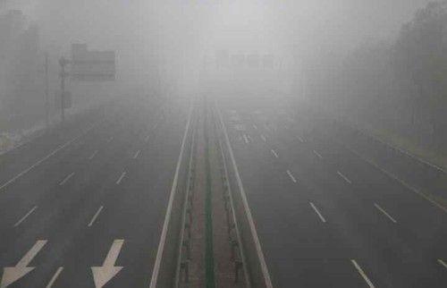 知道雾霾是啥 不知道辐射雾是啥的看过来