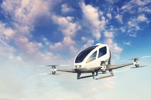 科技百家谈:比无人驾驶更酷的Uber飞行汽车