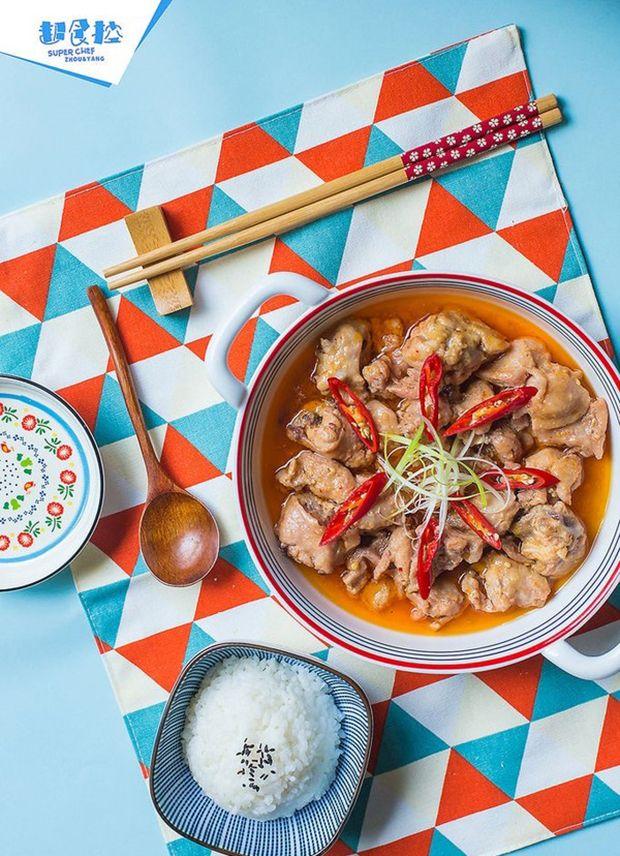 每日一道家常菜:腐乳蒸鸭