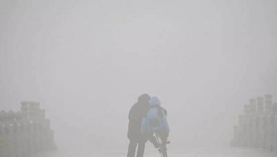 冷空气刚走 雾霾君就又要笼罩全国了?