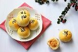 每日一道家常菜:金丝肉松饼