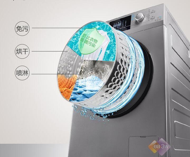 """双十一购机就要""""健康洗"""" 洗衣机尖货哪里尖"""