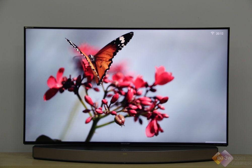 好画质与好体验的邂逅 夏普清系列60吋分体电视图赏