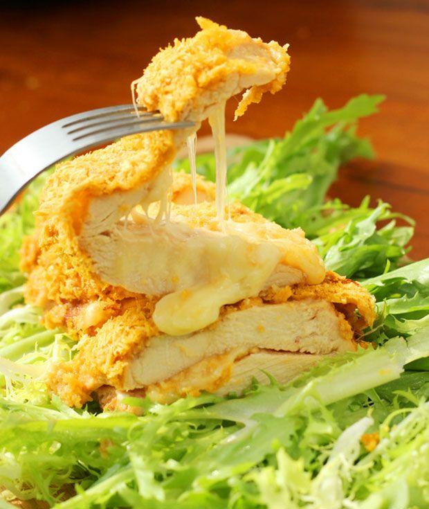 每日一道家常菜:爆浆鸡排