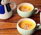 初雪适合表白 一碗南瓜浓汤可否?