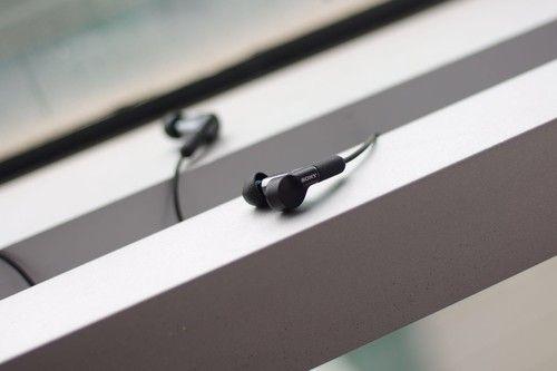 索尼入耳耳机XBA-N1AP体验