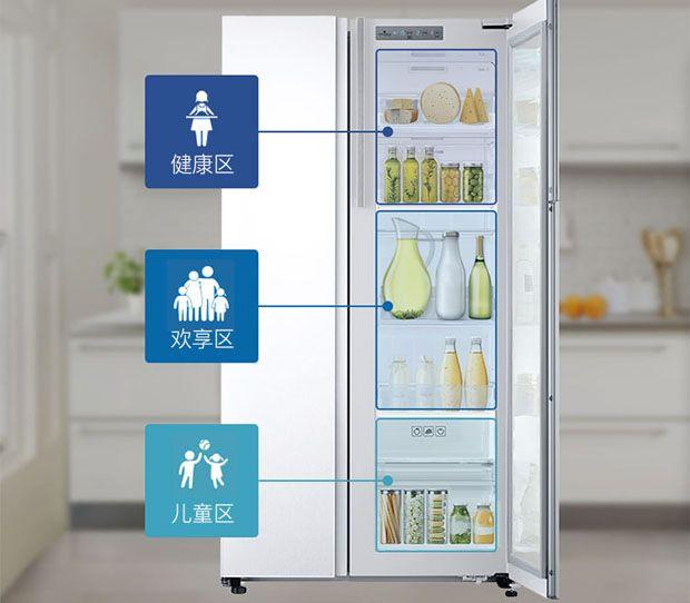 彩绘冰箱电路图