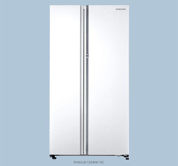 原装进口压缩机 三星蝶式双开门冰箱热销中