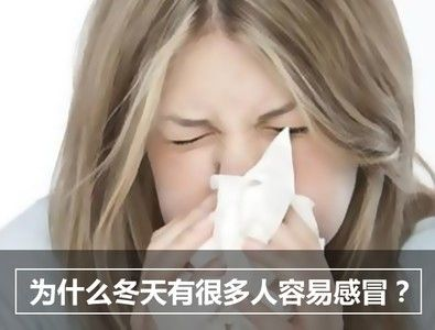 生活大爆炸:为什么冬天有很多人容易感冒?