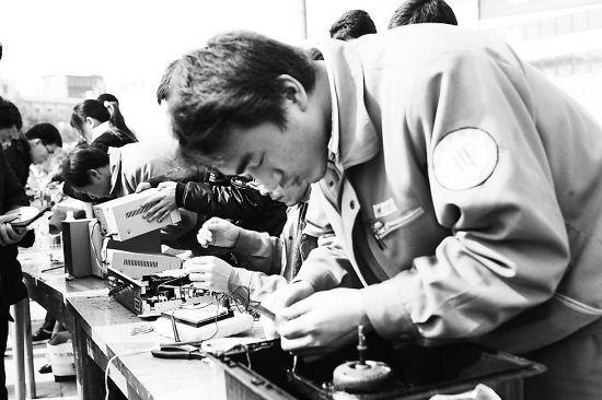 北京发布首份家电维修服务规范