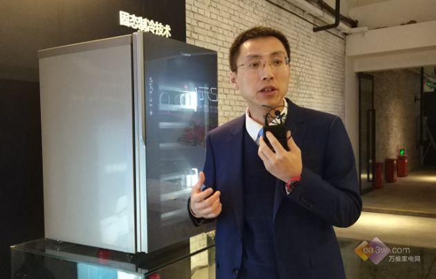 卡萨帝卞伟:解决用户痛点是我们最大的优势