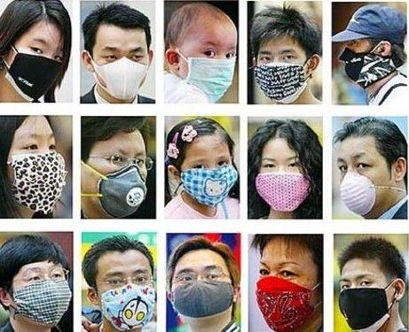 地铁奇遇:你以为带上个口罩就可以防雾霾?