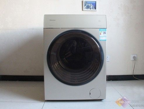 大容量健康洗 海信全自动滚筒洗衣机图赏