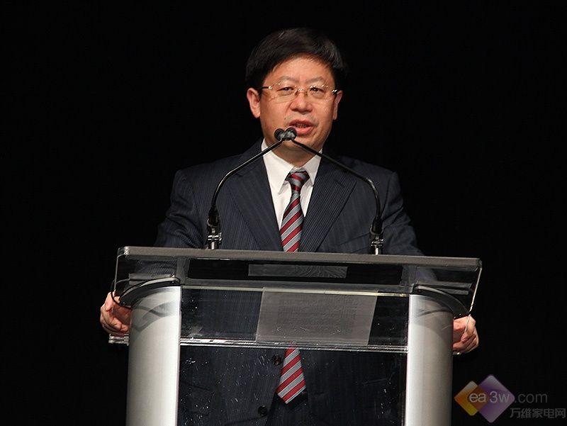 海信刘洪新:ULED和量子点技术是绝配