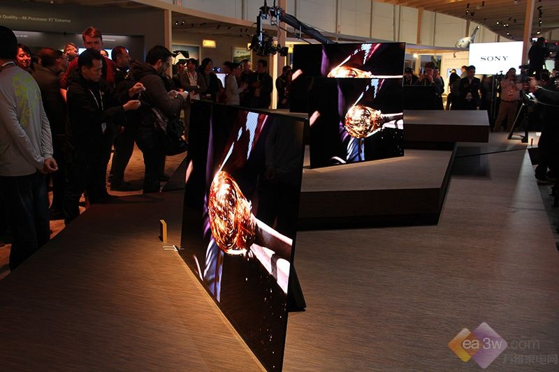 站队OLED!索尼CES发A1E系列BRAVIA OLED电视