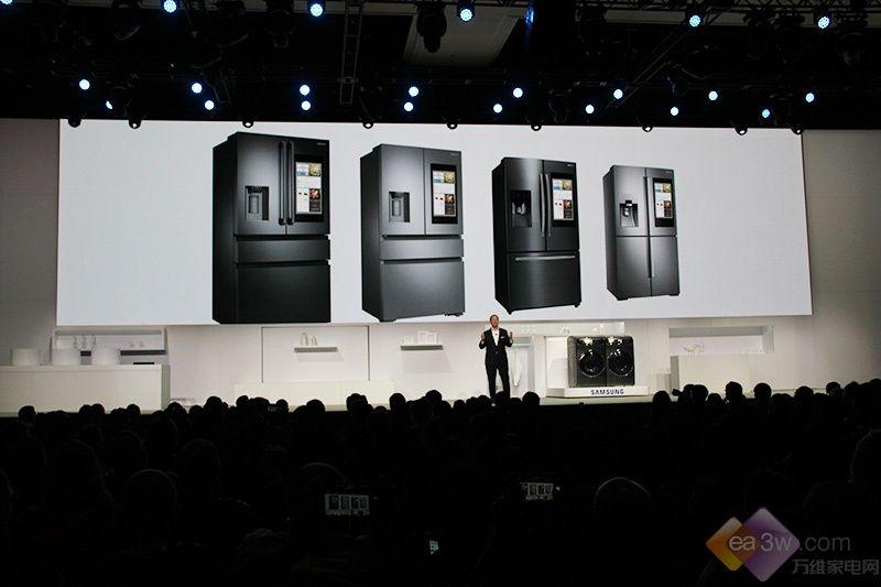 智能体验升级!三星Family Hub 2.0冰箱全