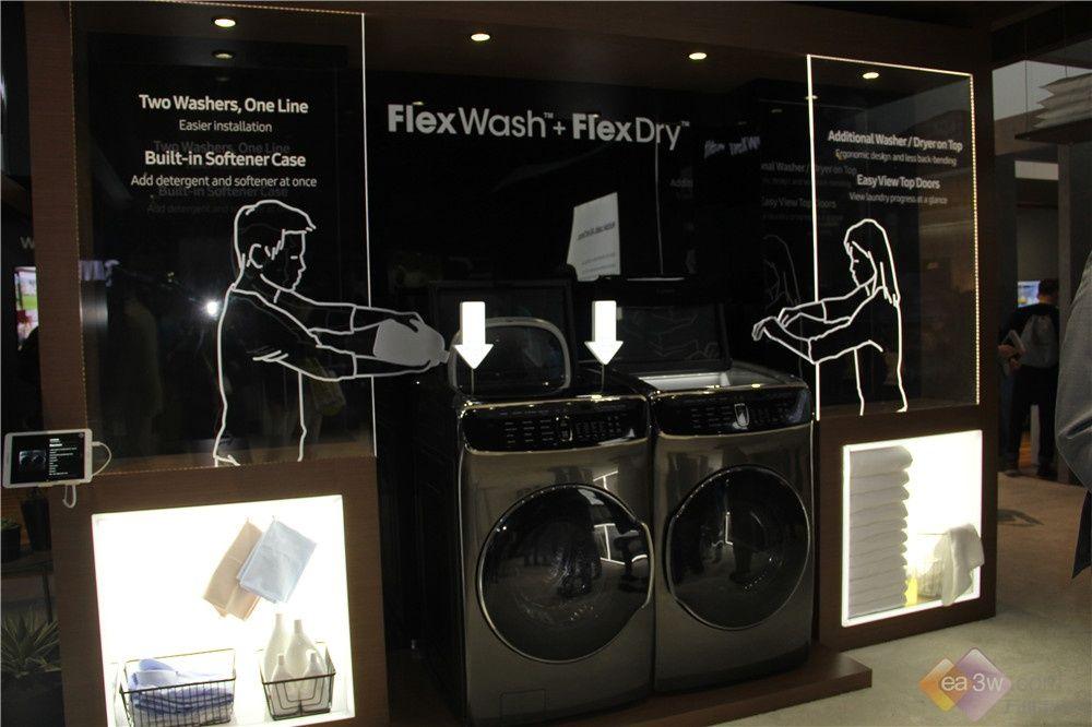 视频:三星四合一洗衣黑科技到底是个啥?