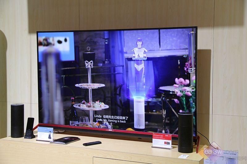 PPTV利物浦定制电视首登美国CES,助力中国智造