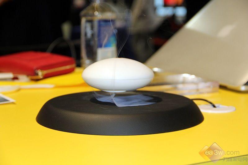 视频:这个香台可悬浮在空中,简直禅意十足