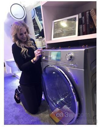 海尔洗衣机:原创直驱科技定义全球市场
