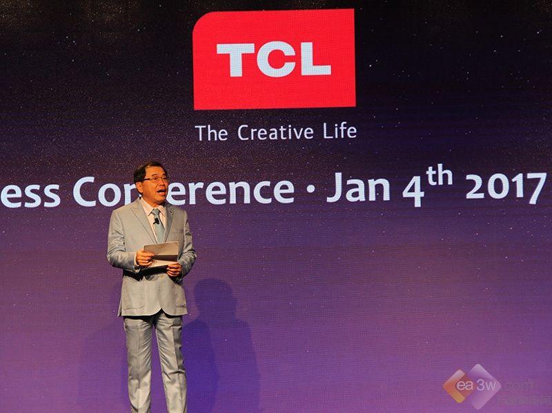 李东生:TCL成为首个进入2000万台