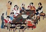 唐朝皇帝年夜饭极华丽但也有局限 唐玄宗爱吃它