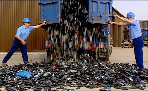 回收系统不完备电子垃圾回收 需要政社齐发力