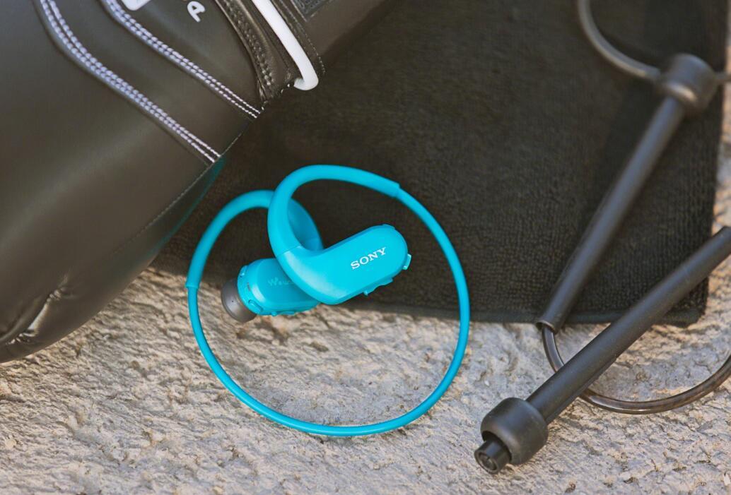 索尼Walkman NW-WS414可穿戴播放器引爆运动新潮流