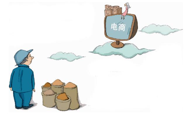 """小康社会决胜的关键 以农村电商补""""三农""""短板"""