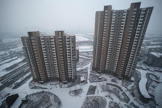 北京五六级北风继续吹 室外气温更酸爽