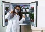 绿植在容声冰箱内外生存7天,差距居然这么大……