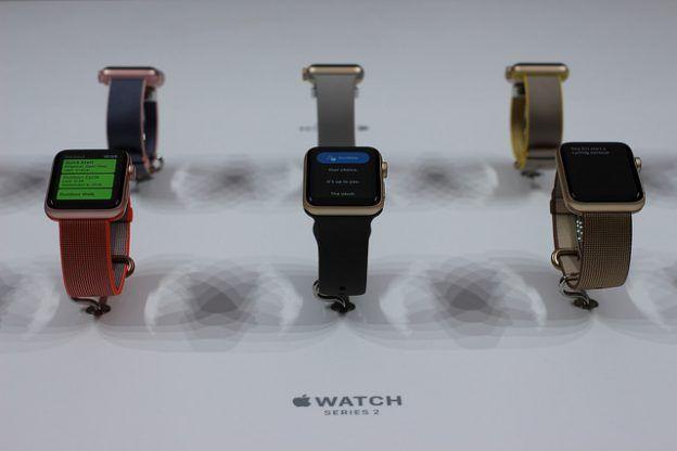 苹果拿下智能手表6成市场 三星市占近腰斩