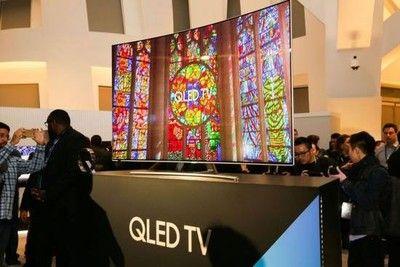 官网和亚马逊等渠道能预购!三星QLED电视开卖