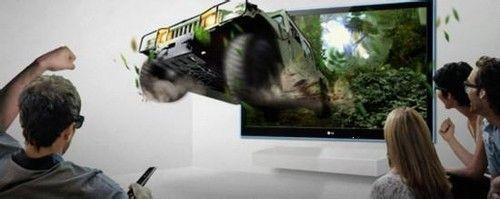 3D电视各大厂默默收摊 逆习惯没法成功