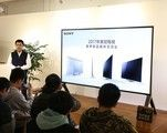 画质媲美Z9D!索尼新品4K HDR系列电视华丽登场