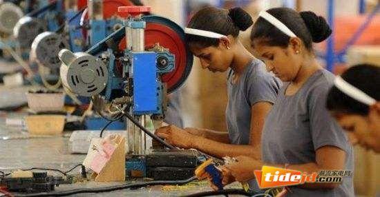 到印度去 家电大佬争相去印度建厂