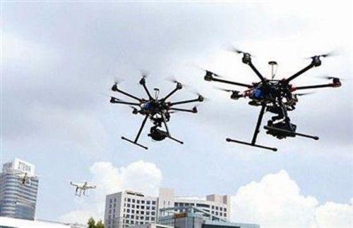监管难题:无人机安全隐患成各国关注焦点