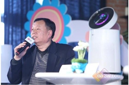 """中国家用电器研究院鲁建国:关注""""矮空间""""LG用产品说话"""
