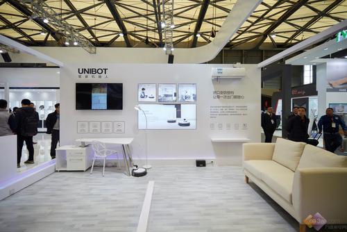 科沃斯机器人展现创新实力 中国智造点亮A7