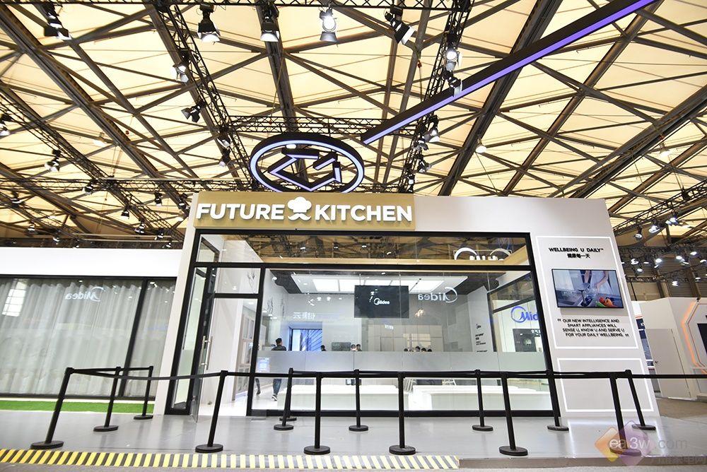 """美的厨电:美食极客玩转""""未来厨房"""","""