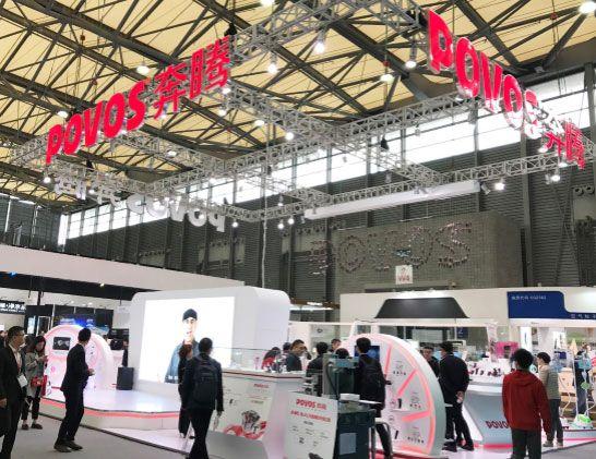 2017AWE华丽落幕 奔腾智能新品演绎科技家电强音