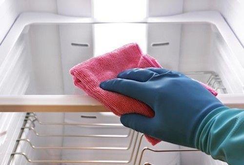 家政关于家用冰箱家电清洗方法