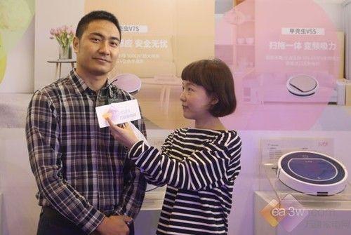 专访ILIFE智意李小龙