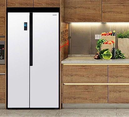 大容量超低价 容声对开门冰箱仅售2799元