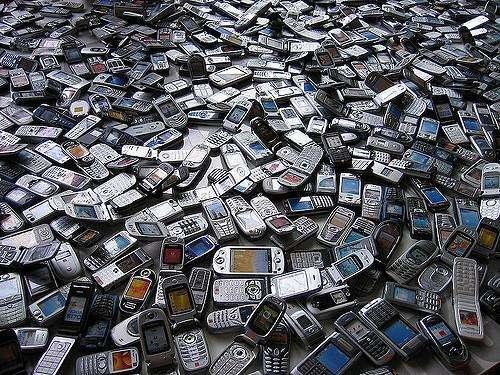 旧手机回收率不足2% 用户担心信息泄露