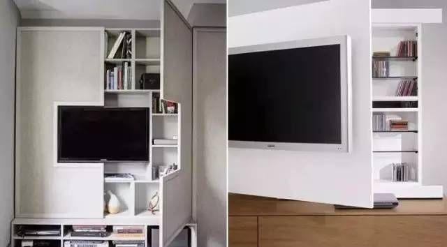 这才是红遍四海八荒的真时尚:电视柜已经out了!