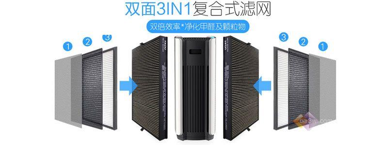 惠战5.1!亚都爆款空气净化器2299元限量秒杀