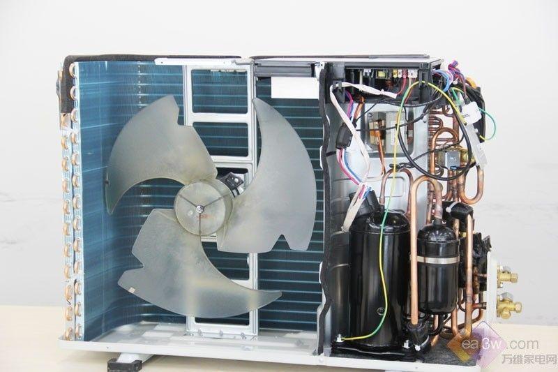 空调内部都有啥 科龙柜机暴力拆解图赏第18张图片