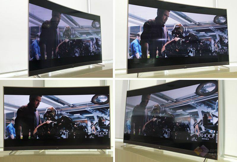 TCL 65P3曲面电视评测:声色俱佳,智能互动升级
